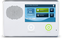 Burglar Guard installs the 2gig wireless home security system
