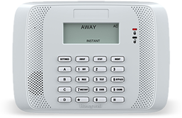 Burglar Guard installs the Honeywell Vista range of home alarm systems